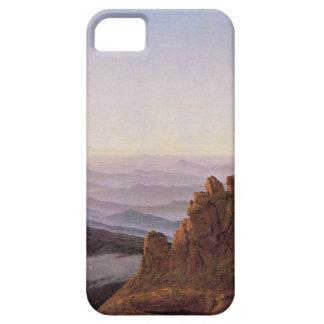 Étui iPhone 5 Matin dans Riesengebirge - Caspar David Friedrich