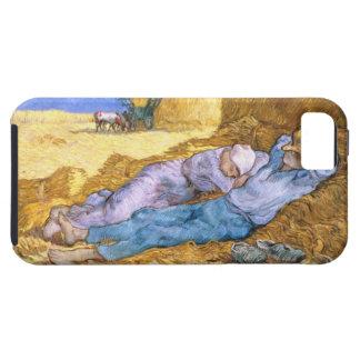 Étui iPhone 5 Midi de Vincent van Gogh  , la sièste, après