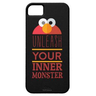 Étui iPhone 5 Monstre intérieur d'Elmo
