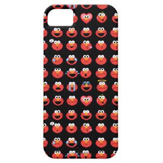 Étui iPhone 5 Motif d'Elmo Emoji