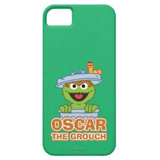 Étui iPhone 5 Oscar le style de classique de rouspéteur