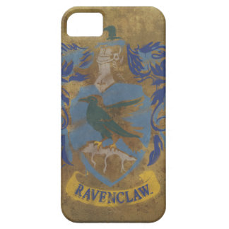 Étui iPhone 5 Peinture rustique de Harry Potter | Ravenclaw