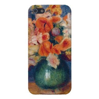 Étui iPhone 5 Pierre un bouquet de Renoir |