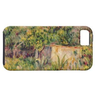 Étui iPhone 5 Pierre un cabine de Renoir | dans une clairière