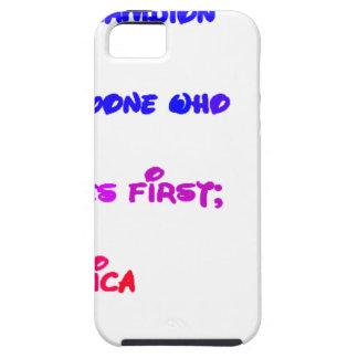 Étui iPhone 5 Poème pour les Présidents Barack Obama et Donald