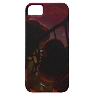 ÉTUI iPhone 5 RED WINE