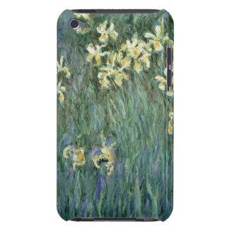 Étui iPod Touch Claude Monet   les iris jaunes