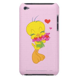 Étui iPod Touch Coeurs de Tweety