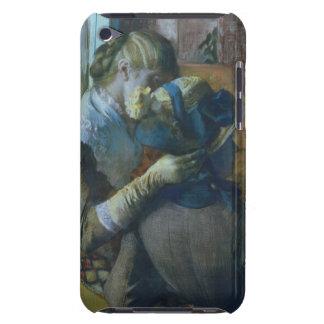 Étui iPod Touch Edgar Degas   deux femmes