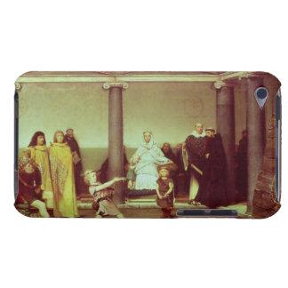 Étui iPod Touch Éducation d'Alma-Tadema | des enfants de Clothilde