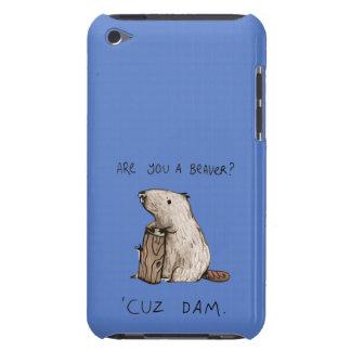 Étui iPod Touch Êtes vous un castor