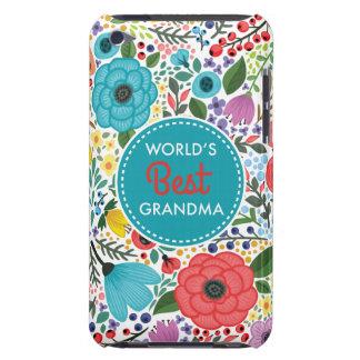 Étui iPod Touch La meilleure grand-maman du monde