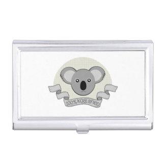 Étui Pour Cartes De Visite Koalafied 100%
