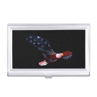 Étui Pour Cartes De Visite Porte-cartes de carte de visite patriotique