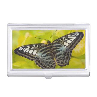Étui Pour Cartes De Visite Sammamish, papillon tropical 38 de Washington
