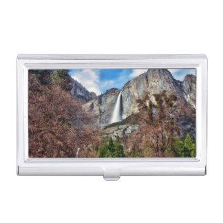 Étui Pour Cartes De Visite Yosemite Falls