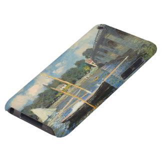 Étuis Barely There iPod Claude Monet   le pont à Argenteuil