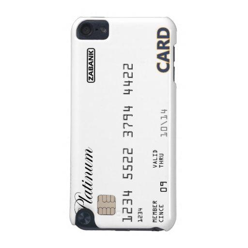 Étuis de cartes blancs de crédit