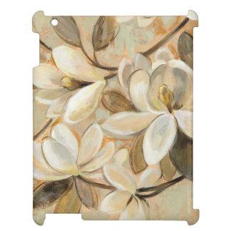 Étuis iPad Crème de simplicité de magnolia