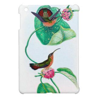 Étuis iPad Mini Amour de colibri