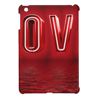 Étuis iPad Mini Arrière - plan d'amour