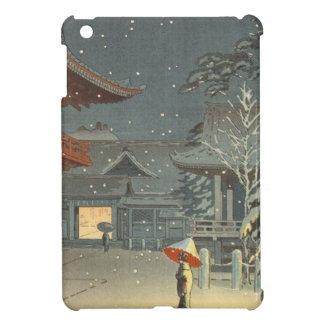 Étuis iPad Mini Art de Shin Hanga de vente de tombeau de Koitsu