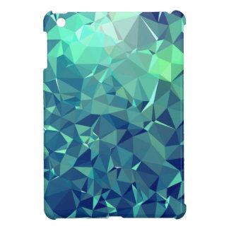 Étuis iPad Mini Art élégant et moderne de Geo - glacier magnifique