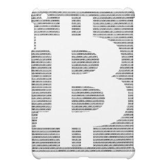 Étuis iPad Mini Bitcoin binaire
