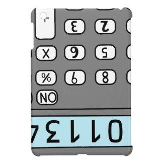 Étuis iPad Mini bonjour calculatrice