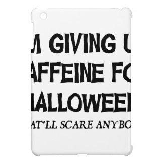 Étuis iPad Mini Caféine pour Halloween