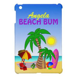 Étuis iPad Mini Cas de Sun de plage mini de mer de surf d'iPad