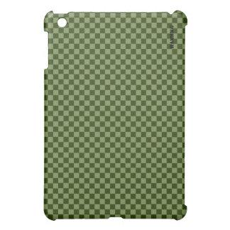 Étuis iPad Mini Cas   dur de HAMbyWG - guingan de mousse