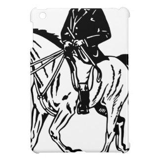 Étuis iPad Mini Cheval et cavalier
