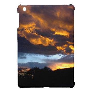 Étuis iPad Mini Coucher du soleil du Montana