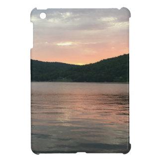 Étuis iPad Mini Coucher du soleil sur l'eau