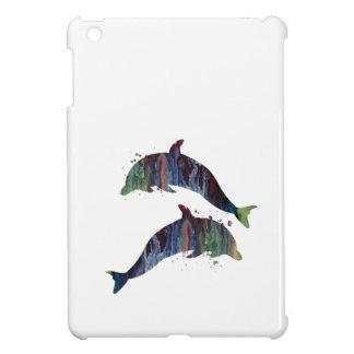 Étuis iPad Mini Dauphins