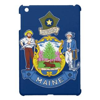 Étuis iPad Mini Drapeau du Maine