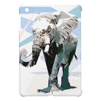 Étuis iPad Mini éléphant d'afrique