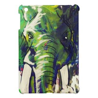 Étuis iPad Mini Éléphant lunatique