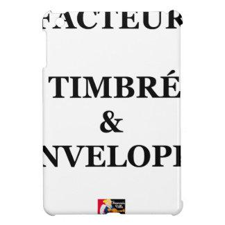 Étuis iPad Mini FACTEUR TIMBRÉ et ENVELOPPÉ - Jeux de Mots