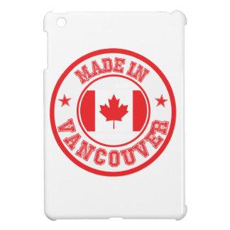 Étuis iPad Mini Fait à Vancouver