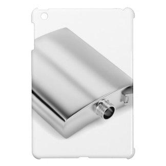 Étuis iPad Mini Flacon argenté de hanche