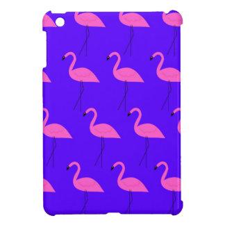 Étuis iPad Mini Flamants de conception exotiques sur la collection