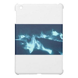 Étuis iPad Mini Flamme bleue