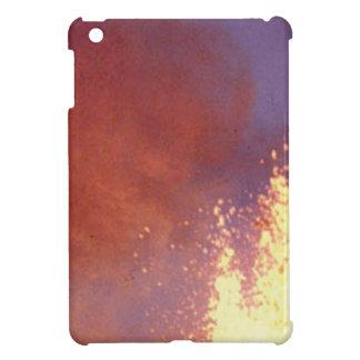 Étuis iPad Mini fumée et le feu
