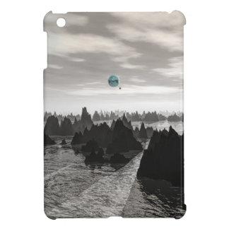 Étuis iPad Mini Globes bleus mystérieux