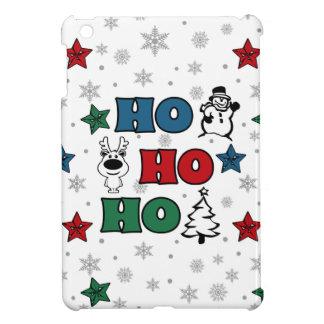 Étuis iPad Mini Ho-Ho-Ho conception de Noël