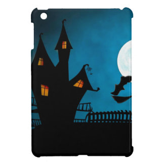 Étuis iPad Mini La Chambre de la sorcière de Halloween Helloween