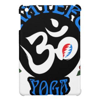 Étuis iPad Mini La vitesse reconnaissante de logo de yoga