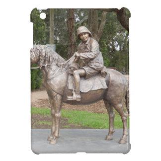 Étuis iPad Mini Lennie Gwyther sur le gingembre Mick